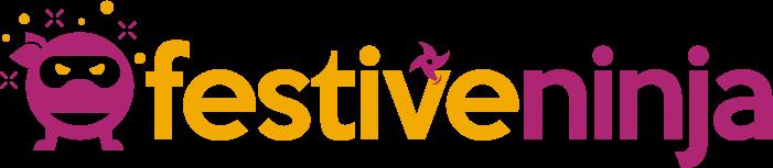 Festive Ninja Logo_transp
