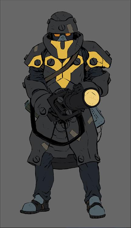 Galtian Trooper